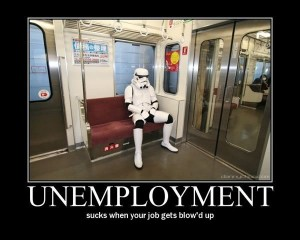 Star Wars jobs.