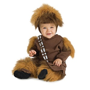 Chewbacca Infant Costume