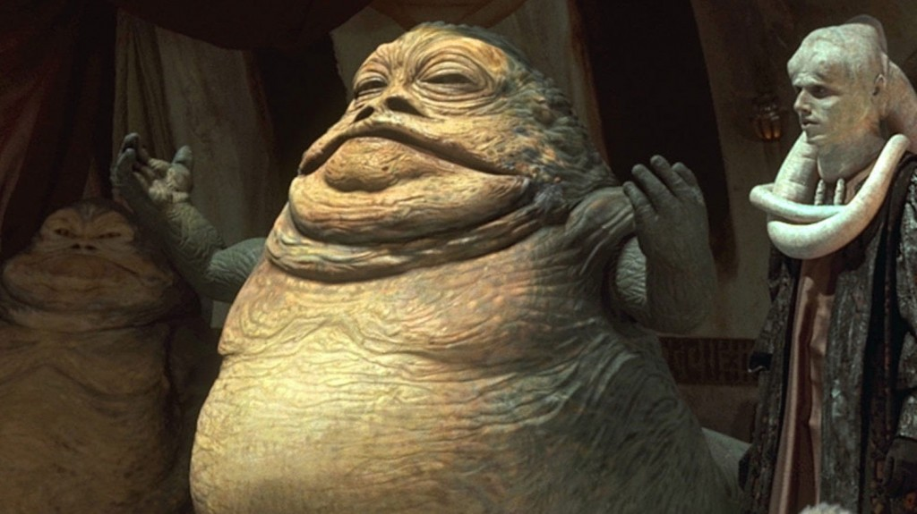 Feast your eyes on Jabba
