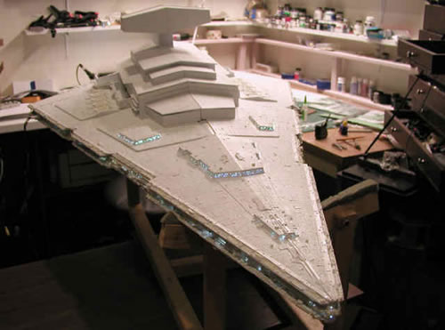 diy spacecraft alien ship - photo #10
