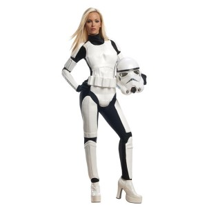 Star Wars Women Stormtrooper