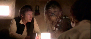 Han Solo talks about Parsecs