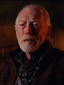 Max von Sydow as Lor San Tekka