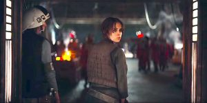 Rogue One's reshoots