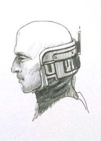 Original design for Lobot